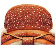 The Vaquera saddle - Information